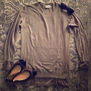 PURE by DKNY LONG 100% cotton SHIRT DRESS